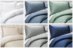 500-Thread-Count-100-Cotton-Stripe-3-Piece-Duvet-Cove-Set-Zipper-Closure