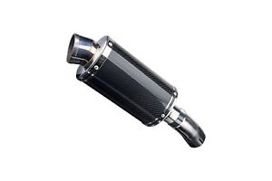 Delkevic-Slip-On-Muffler-Suzuki-GSX-R1000-DS70-9-034-Carbon-Oval-Exhaust-12-16