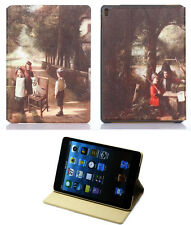 For Apple iPad Mini 1 2 3 Vintage World Art Classic Painting Picture Case Cover