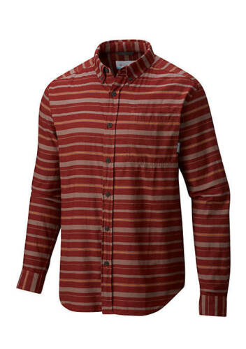Details about  /Columbia Men/'s New Out and Back II Button Down Long Sleeve Shirt size S//M//2XL