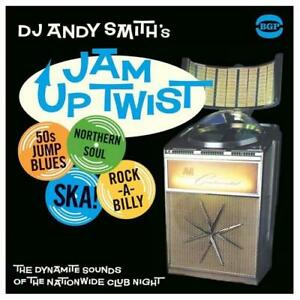 DJ-ANDY-SMITH-039-S-JAM-UP-TWIST-NEW-amp-SEALED-CD-NORTHERN-SOUL-SKA-BGP-R-amp-B-60s