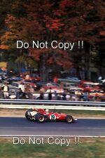 Clay Regazzoni Ferrari 312 B Canadian Grand Prix 1970 Photograph