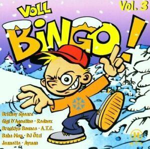 Voll-Bingo-03-2001-Baha-Men-Britney-Spears-Gigi-D-039-Agostino-Brooklyn-CD