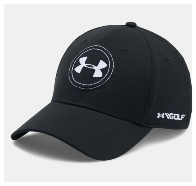 00cbd3437b2 Under Armour Junior Boy Official Tour Cap 2.0 - 3 Colours Black Xs s ...
