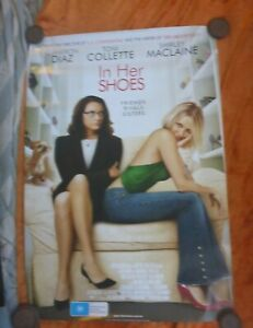 IN-HER-SHOES-CAMERON-DIAZ-ORIGINAL-1-SHEET-MOVIE-POSTER