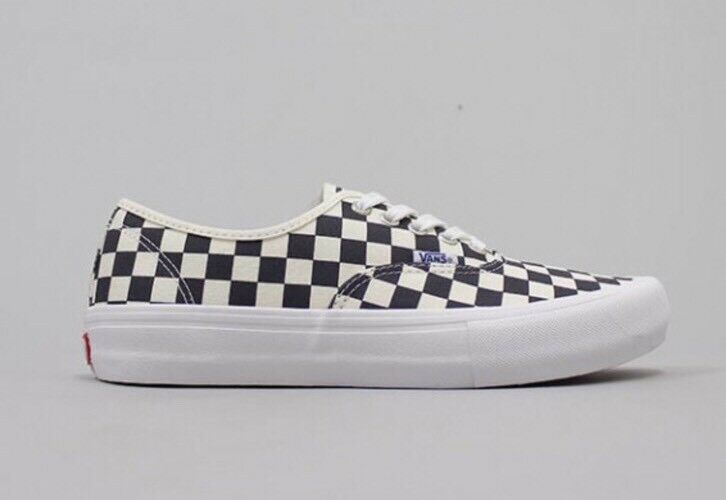 Vans Checker Authentic Pro Checkerboard Pro Checker Vans Navy Men's SZ 11.5 NEW 92a986