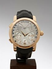 ULYSSE NARDIN estraneo 18K ROSE ORO WATCH 6902-125 45mm di-Rrp £ 87000-com542