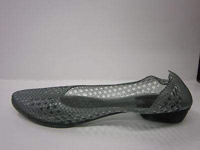 Señoras señalado Jelly / Playa Verano Zapatos f1055 7 Colores