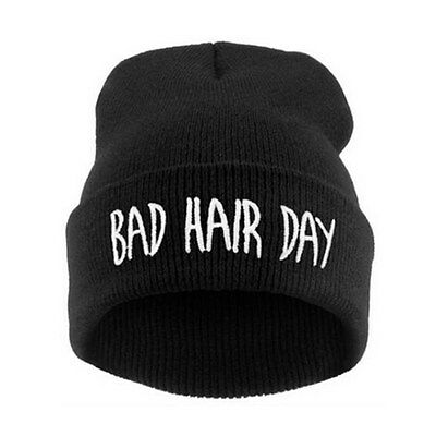 Women's Men's Unisex Warm Winter Knit  Hat  Fashion cap Hip-hop Beanie Hats