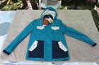 VESTE BLOUSON A CAPUCHE bleu * BELLFIELD * TAILLE L neuve etiquette TYPE MARIN