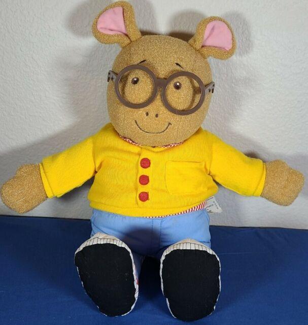 Vintage Talking Arthur Playskool Plush 1990s Large ARTHUR Toy