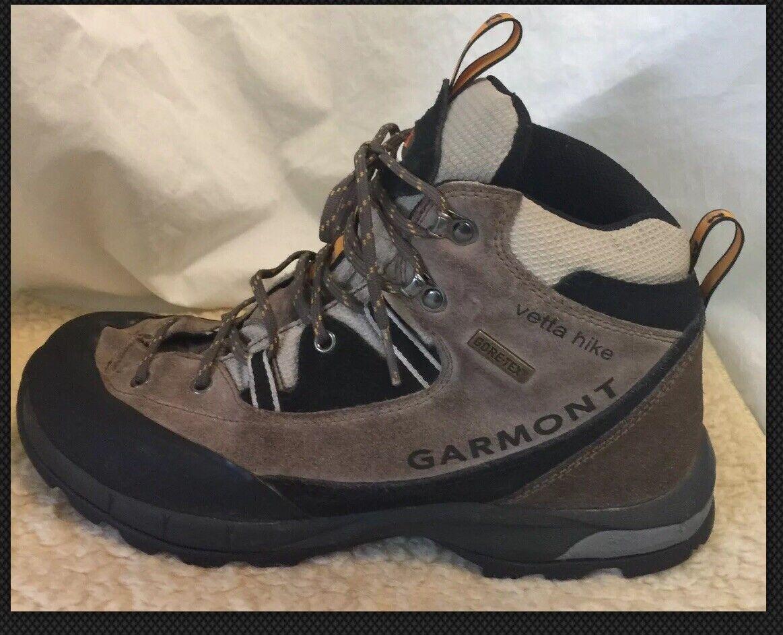 Garmont Vetta Hike Mens Sz 9 US  GTX Leather Sports Mountaineering Hiking Boots