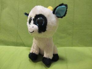 9cdeb4737a3 Ty Beanie Boos Boo - Daisy The Cow Soft Plush Toy 6