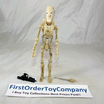 Star Wars Black Series Hasbro Battle Droid Action Figure SHIPS LOOSE In Stock!