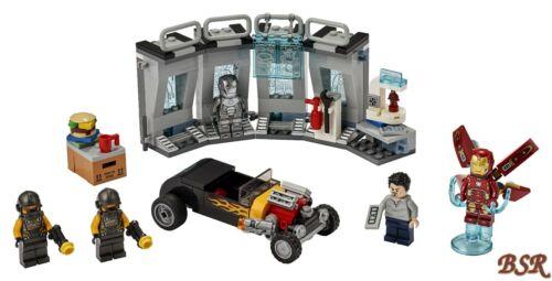 LEGO® Super Heroes 76167 Iron Mans Arsenal /& NEU /& OVP !