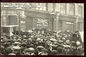 LONDON-Petticoat-Lane-Clothes-Auction-early-PPC-Sam-Rubinsteins-Puzzles