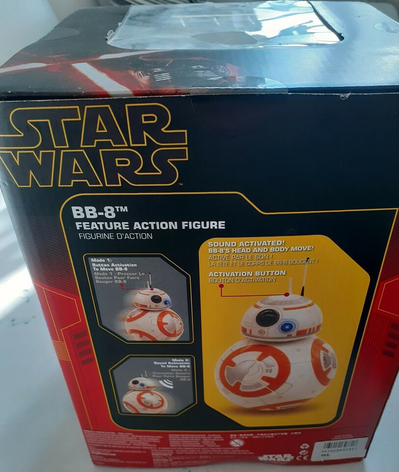 Star Wars BB-8, BB-8 med lyde, Disney