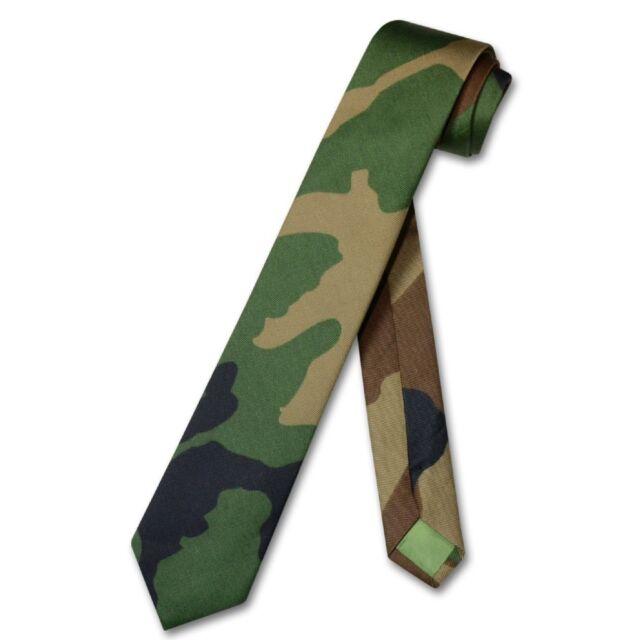 Covona mens dark green army camouflage necktie military skinny 25 covona mens dark green army camouflage necktie military skinny 25 neck tie ccuart Images