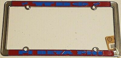 Beta Theta Pi Heavy Metal License Plate Frame