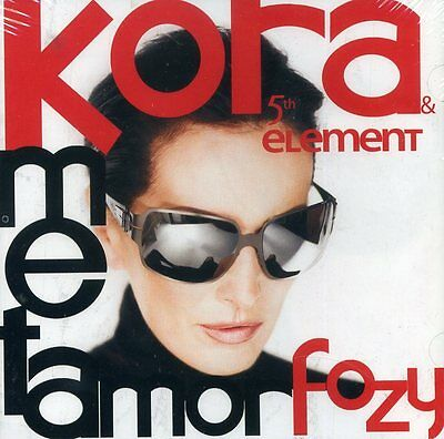CD KORA & 5th ELEMENT Metamorfozy
