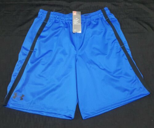 Under Armour UA HeatGear Mens Tech Mesh  Shorts Loose Fit 1271940