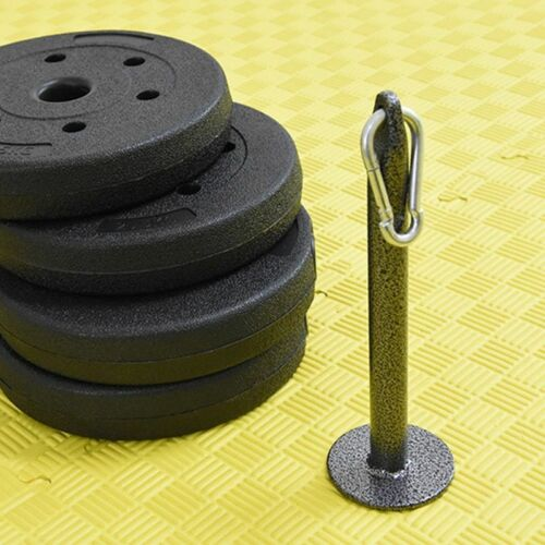 Details about  /Loading Pin Weight-Bearing Dumbbell Bracket Lifting Plates Home Gym Accessories