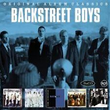 BACKSTREET BOYS - ORIGINAL ALBUM CLASSICS 5 CD NEU
