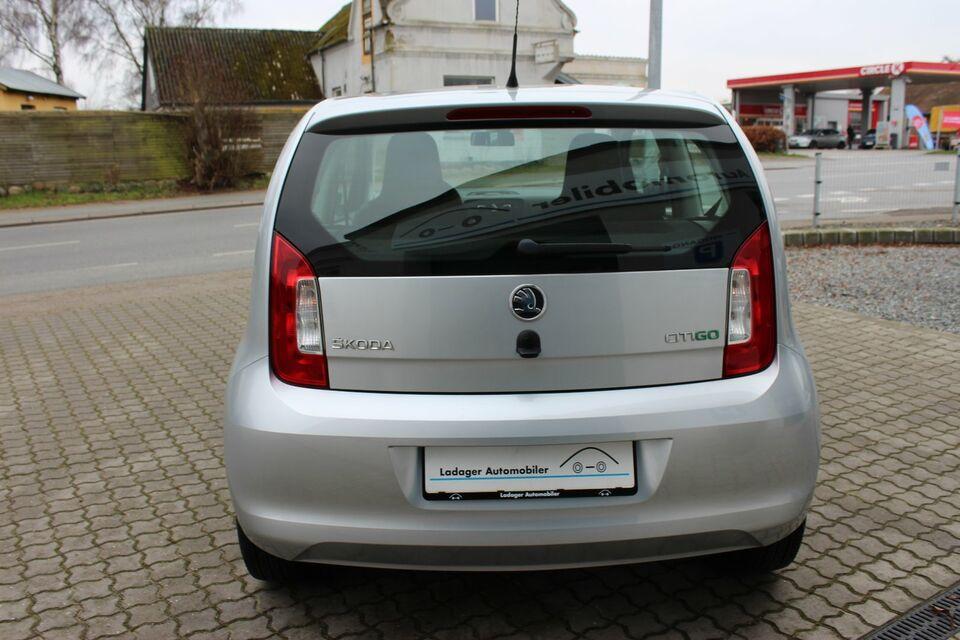 Skoda Citigo 1,0 75 Active GreenTec Benzin modelår 2013 km