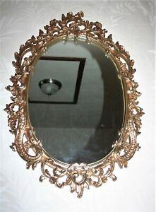 "Vintage Syroco Wall Mirror 19"" Wide X 29"" High"