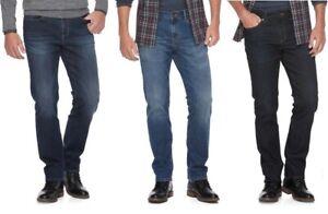 NEW-Apt-9-Men-039-s-Jeans-Premier-Flex-Slim-Fit-Stretch-size-29-30-33