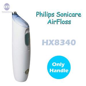 Genuine-Philips-Sonicare-AirFloss-PRO-HX8332-11-HX8340-Flosser-Handle-NO-Nozzle