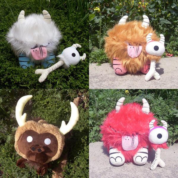 Don't Starve Game Plüschfigur Plush doll Borsa Cute kids toy gift Cosplay Fun Neu