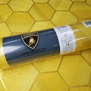 Lamborghini-Hexagon-Feature-Yellow-Gold-Metallic-textured-Wallpaper-3D-Geometric