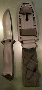 Gerber LMF II Infantry Fixed Blade Knife w/ Sheath