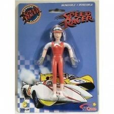 Speed Racer Classics Trixie Bendable Poseable Figure
