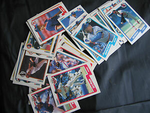 Details About Stack Of 41 Fleer 1990 Baseball Cards Includes Ryne Sandberg Players Of Decade