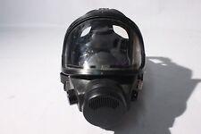 MSA M4C3 Respirator Emergency Protective Smoke Gas Safety Mask Size S Small
