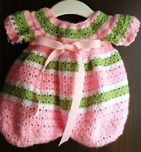 Crochet-Pattern-Bubble-Romper-Suit-for-Baby-FREE-P-amp-P