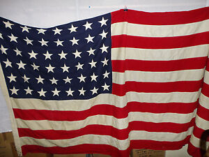 flag295 ww 2 48 star us flag 112 x 52 inch ebay