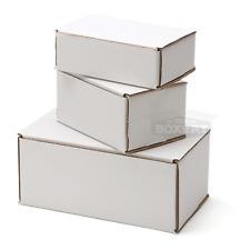 White Corrugated Mailers The Boxery