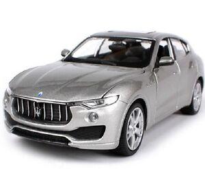 Bburago-1-24-Maserati-Levante-Diecast-Model-Sports-Racing-Car-Toy-NEW-IN-BOX