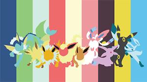 Pokemon GO Eevee Evolutions GENERATIONS Custom Playmat #29 FREE SHIPPING