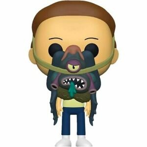 Rick and Morty Morty with Glorzo Pop! Vinyl BRAND NEW