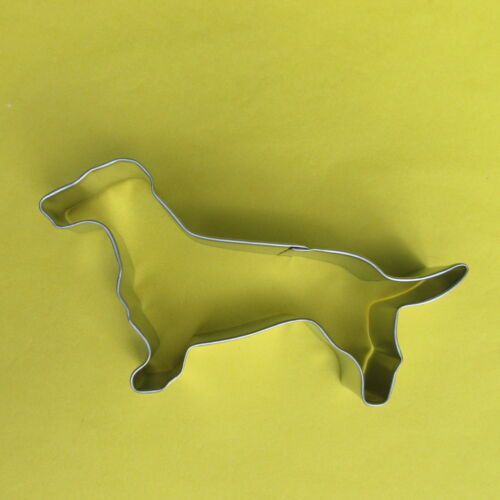Scottie Biscuit Cutters greyhound Schnauzer os patte teckel Chien