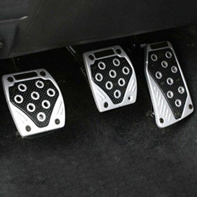 Manual Transmission Car Brake Clutch Accelerator Foot Pedal Non Slip Pad Cover