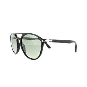 f16573616b Image is loading Persol-Sunglasses-3170S-901471-Black-Grey-Gradient