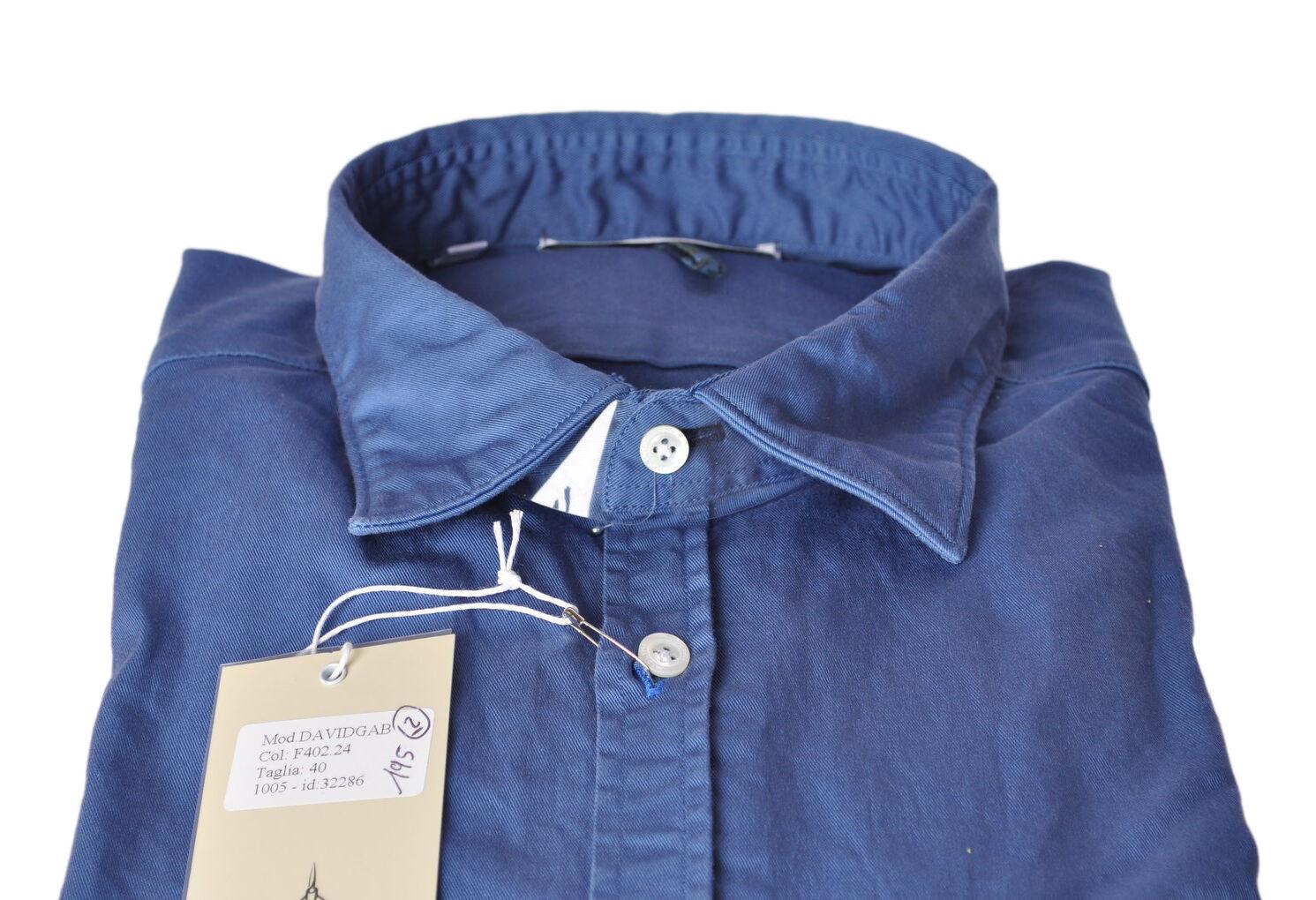 Aglini  -  Hemden Blau - Männchen - Blau Hemden - 258927A184652 2b049e