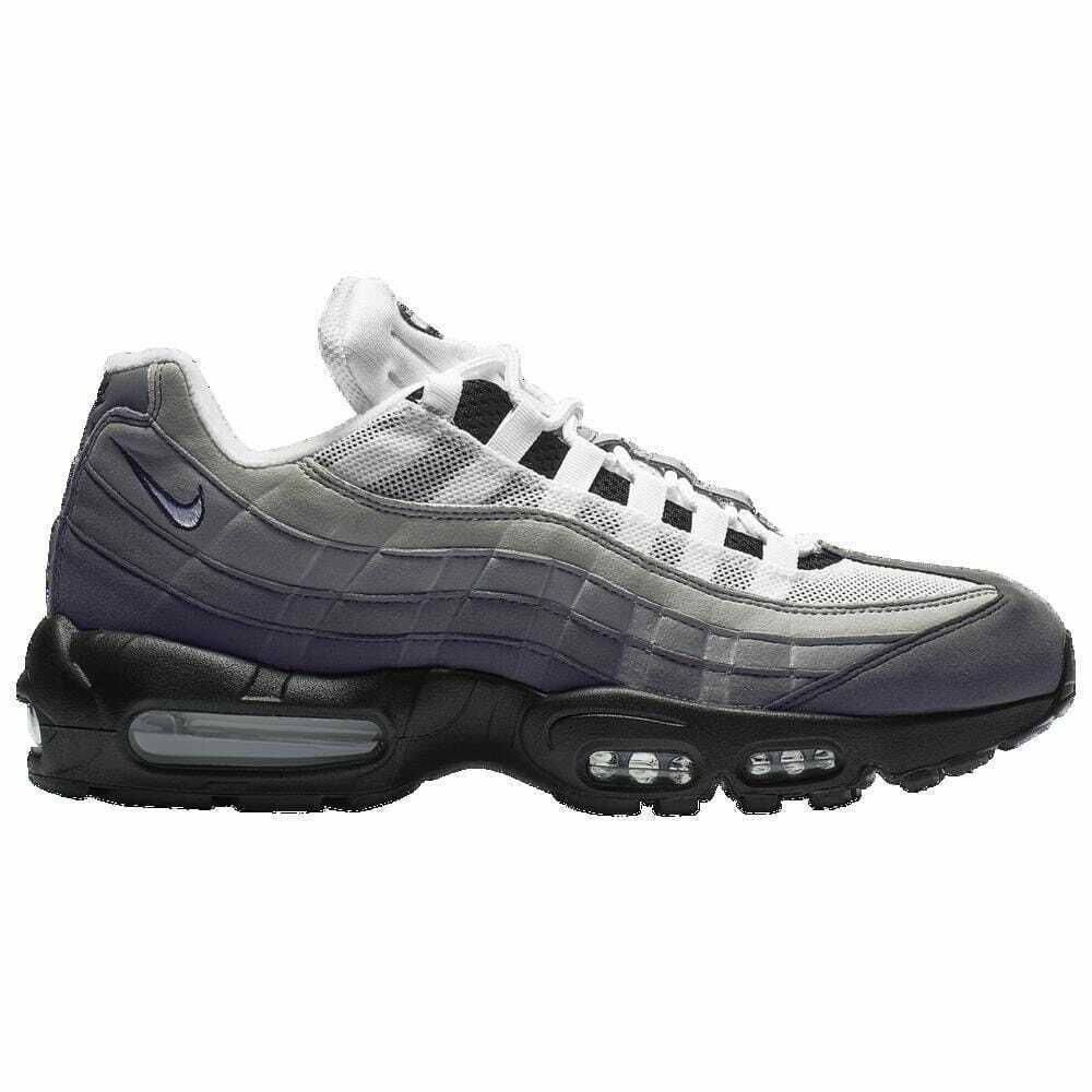 Nike Air Max 95 Black White Granite Dust Men's T2865003