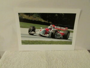 VINTAGE-DeFERRAN-1-MARLBORO-INDY-CAR-ON-TRACK-PHOTO