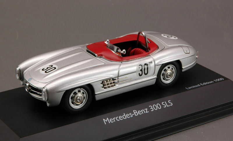 Mercedes-Benz 300 SLS  30 P. O'Shea SCCA Championship 1957 1 43 2476 SCHUCO
